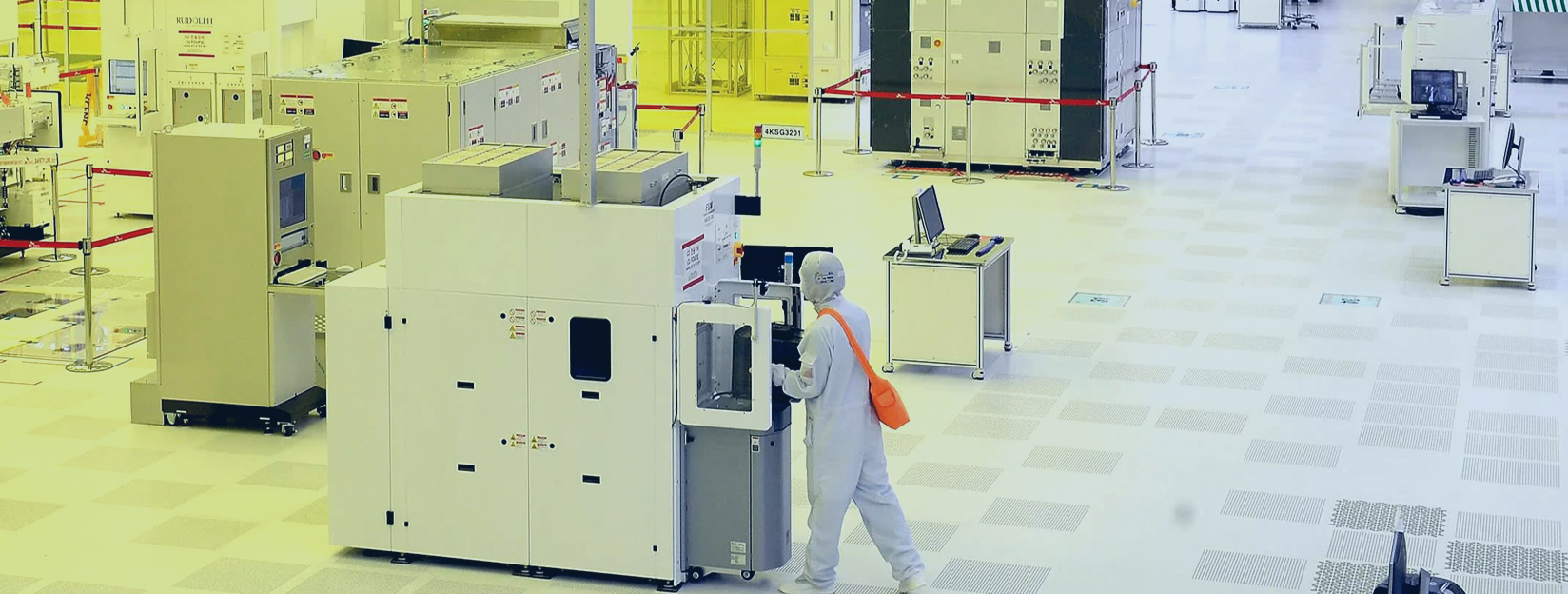 China and Taiwan Set to Lead in 2020 Chip Equipment Investment