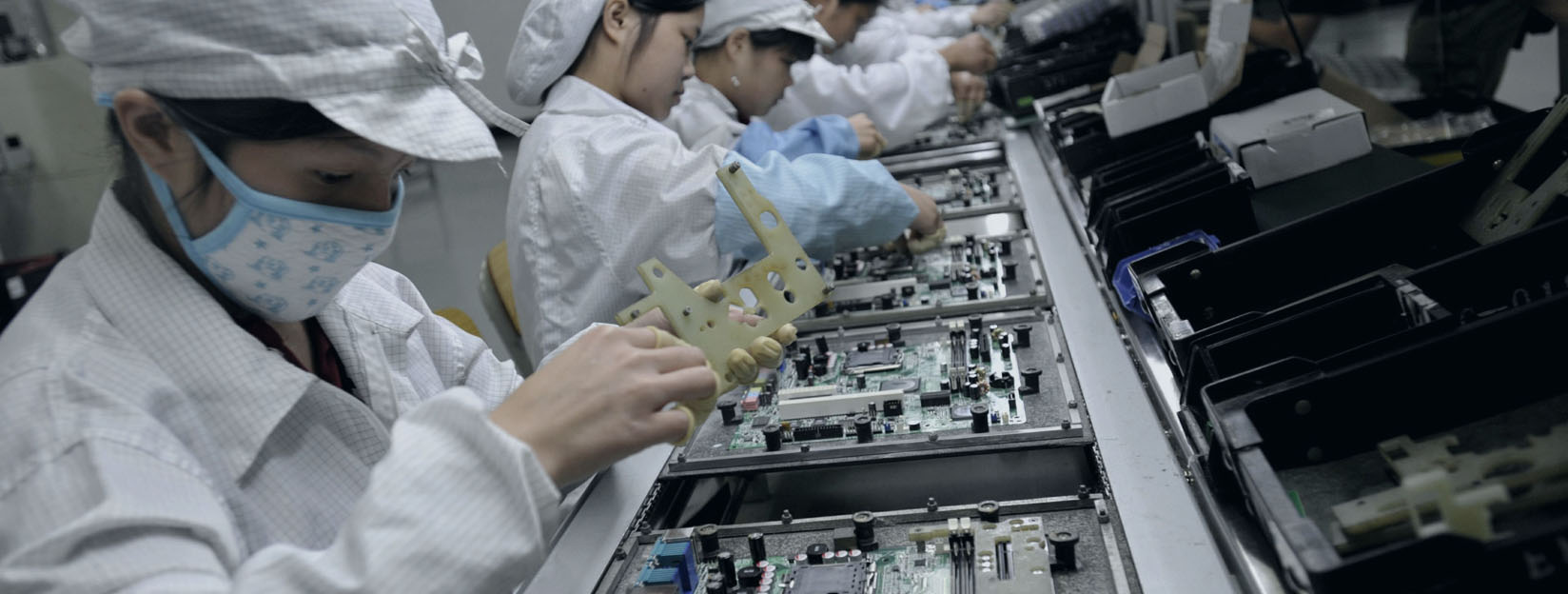 Taiwan's Electronic Component Exports Fall in First Three Quarters